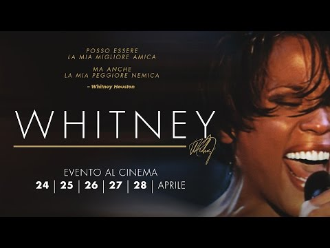 Teaser for new Whitney Houston documentary released.