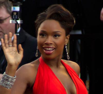 Jennifer Hudson gives soulful tribute to Whitney Houston and Clive Davis at Tribeca
