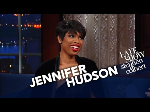 Jennifer Hudson says Whitney Houston was the inspiration behind her latest role in 'Sandy Wexler'