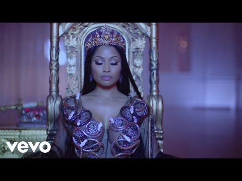Watch: Nicki Minaj's BRAND NEW video for latest single, 'No Frauds'