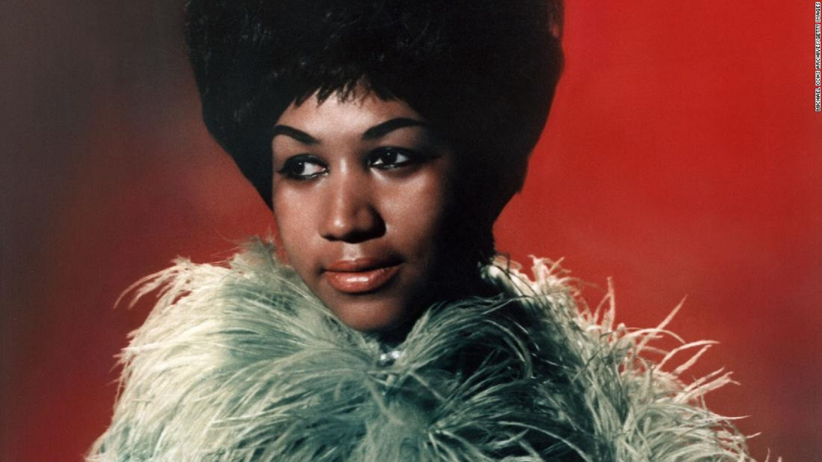Poll: Vote for Aretha Franklin's Very Best Song among her Top 40 Billboard Hits!