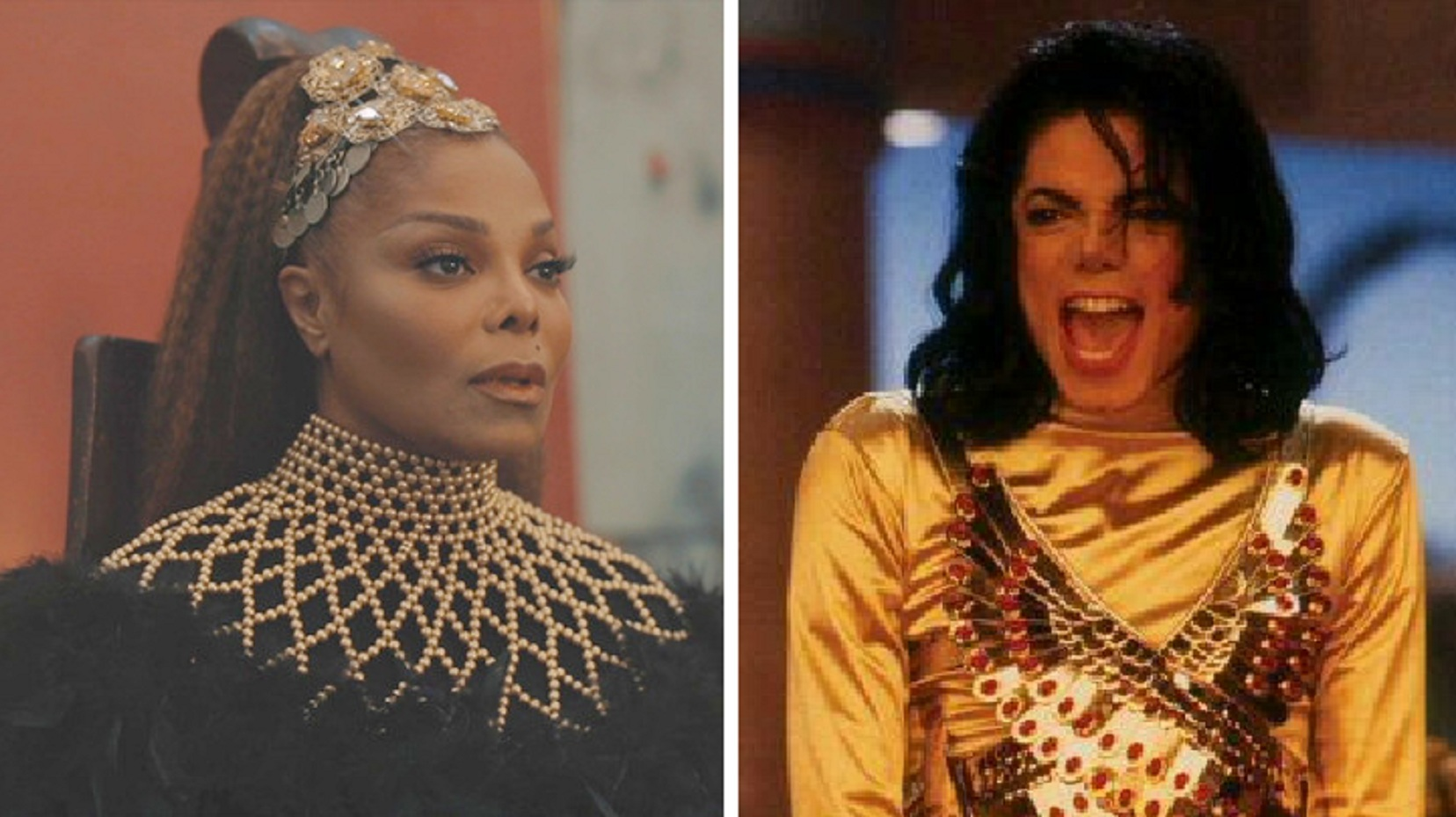 Watch: Janet Jackson pays Homage to Michael Jackson by Recreating his 'Remember The Time' Video