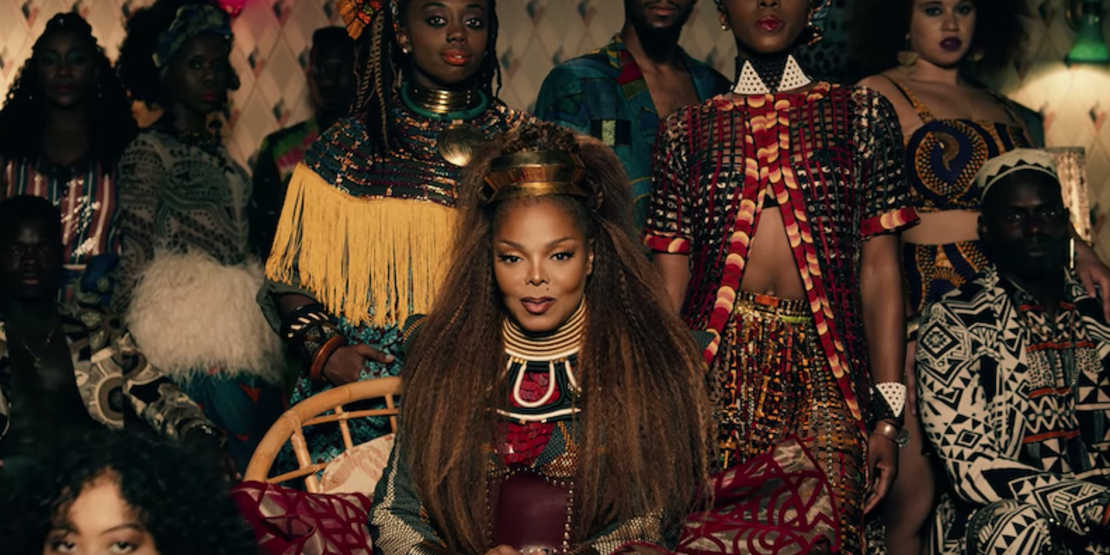 Watch: Janet Jackson's latest music video for 'Made For Now'