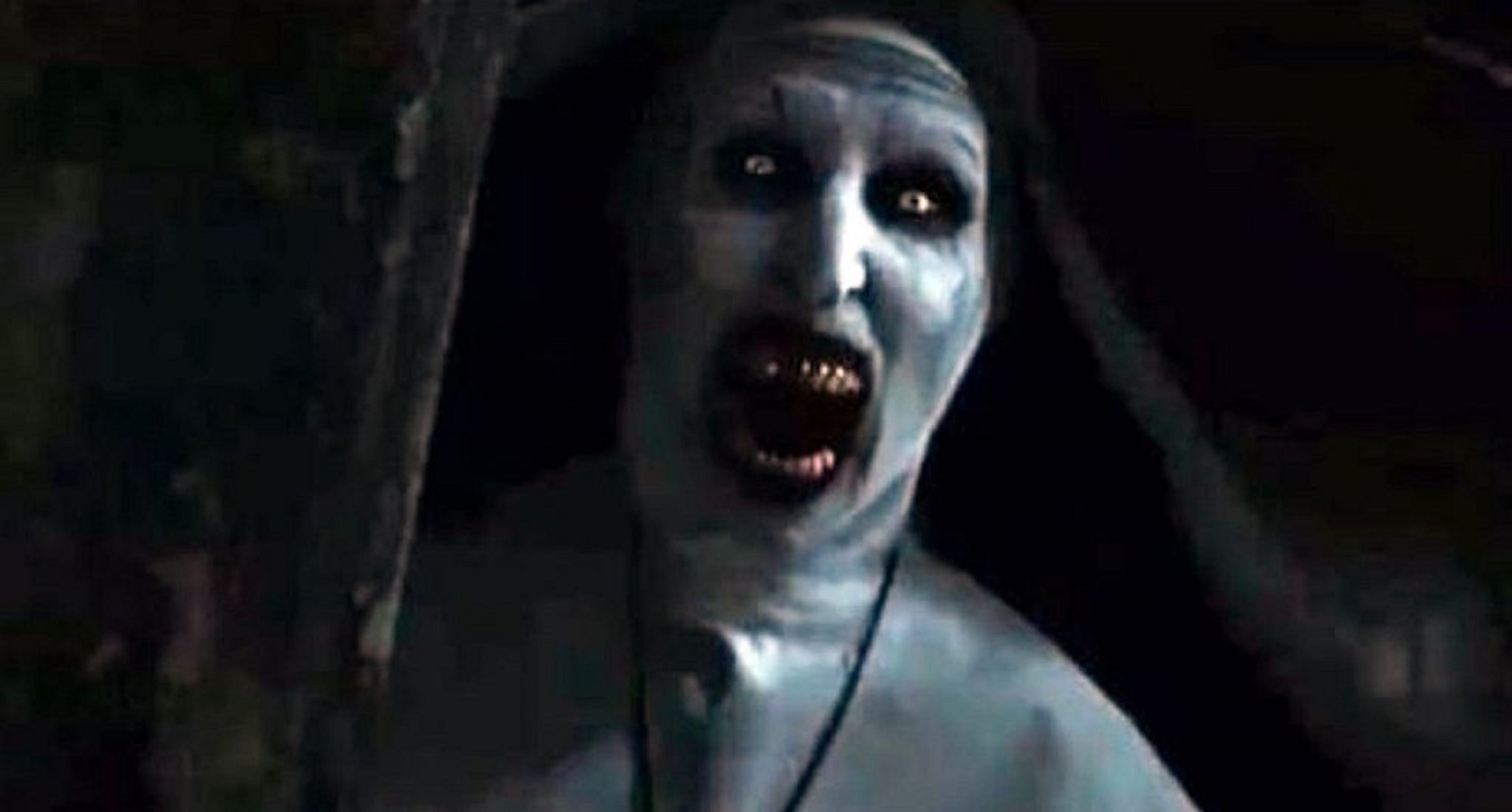 The latest ad for 'The Nun' was so scary YouTube had to take it down!