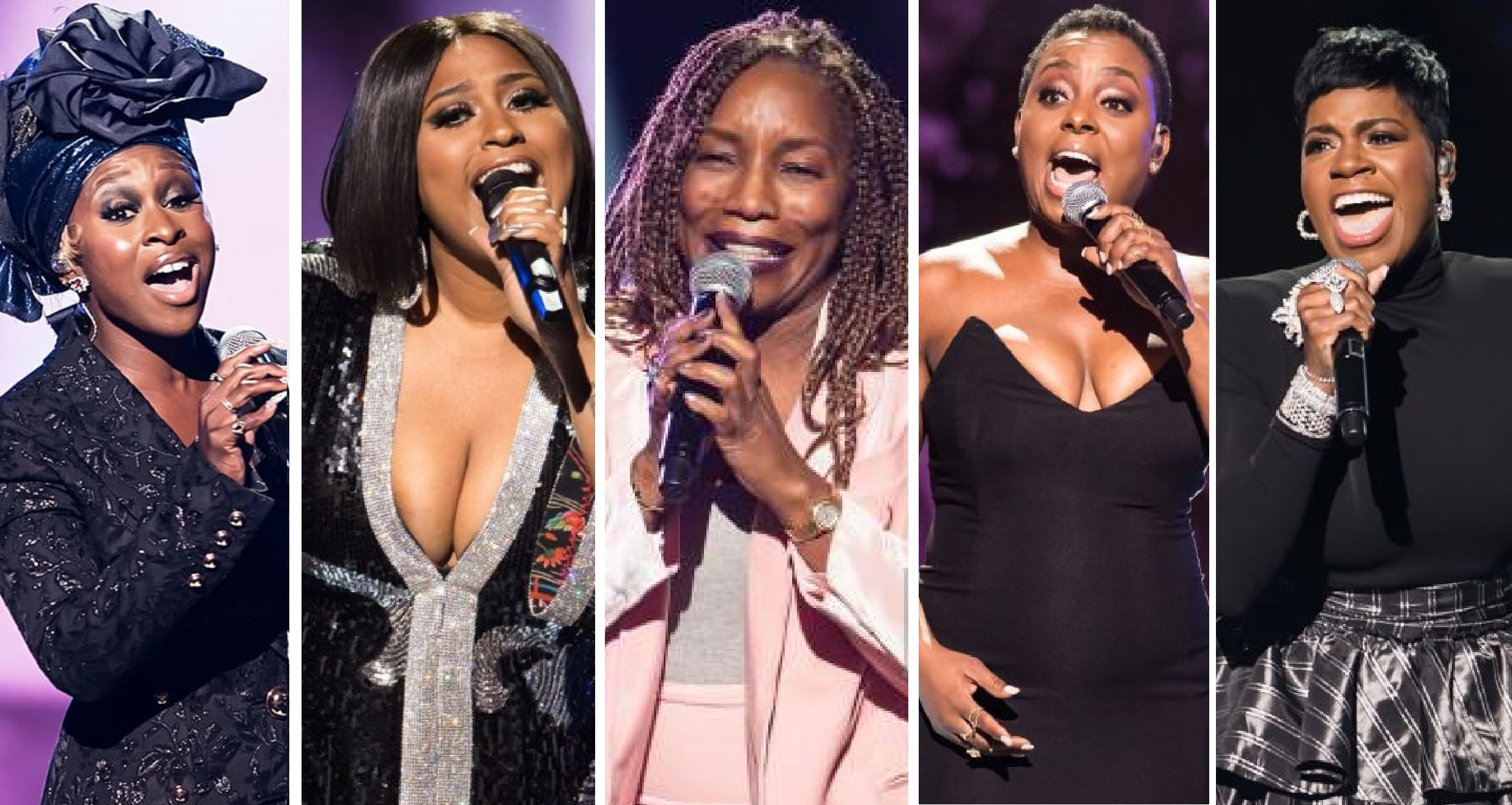 Aretha Franklin Tribute at 'Black Girls Rock', Showed How Its Really Done!