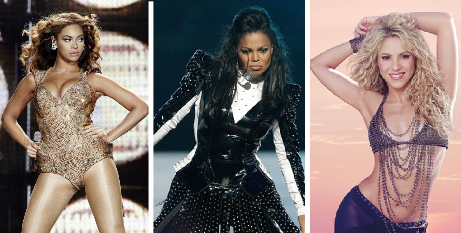 Poll: Janet, Madonna, Beyonce or Shakira? Who's the best dancer of them all. Vote here!