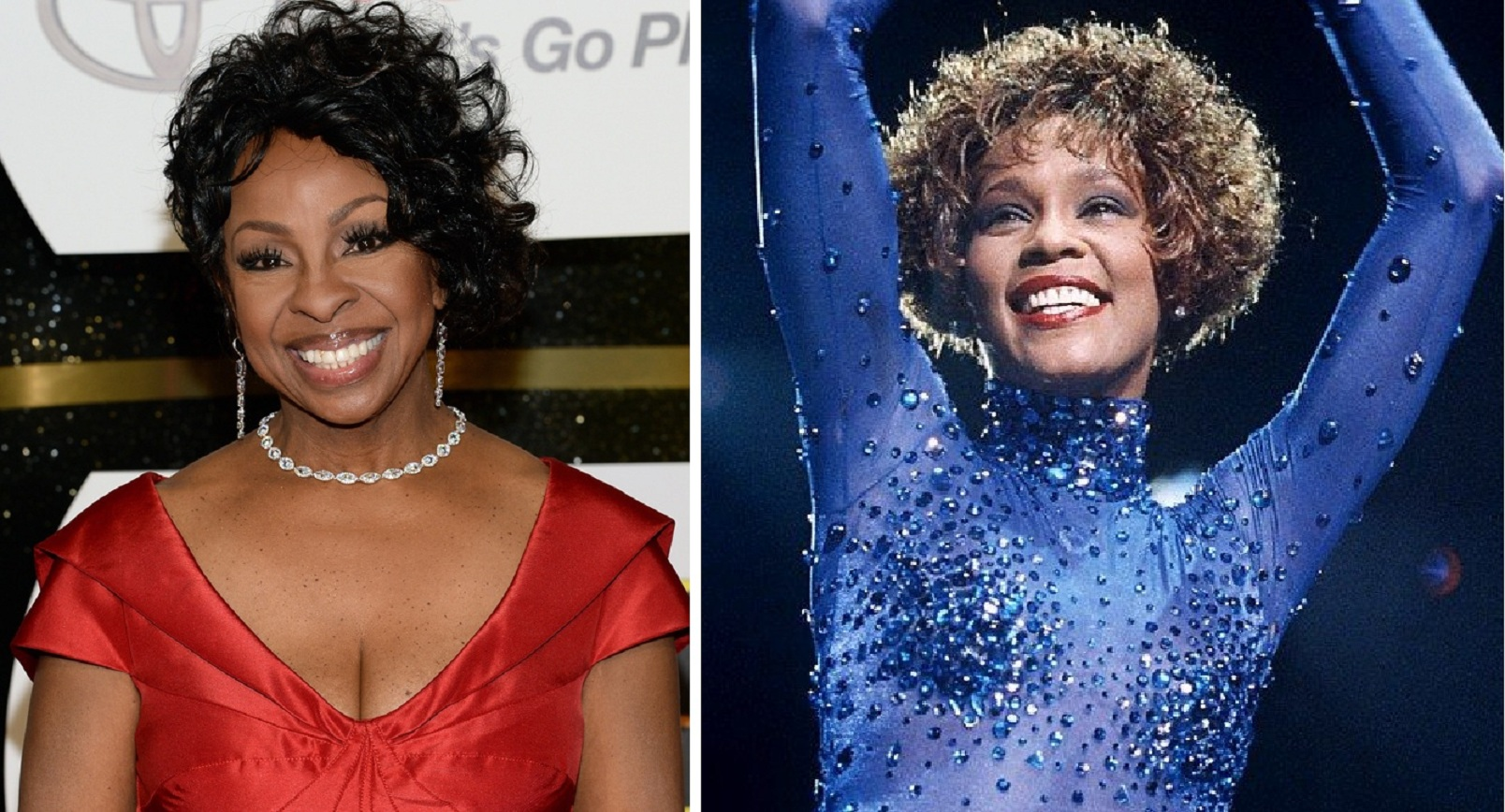 "Gladys Knight: ""Whitney Houston was so gifted Satan was working her big time"""