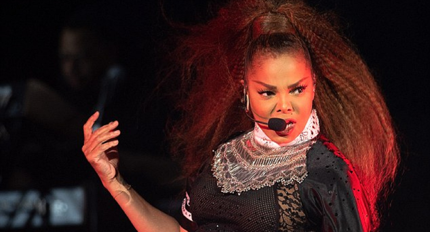Watch: Janet Jackson Delivers Energetic Performance at Global Citizen Festival