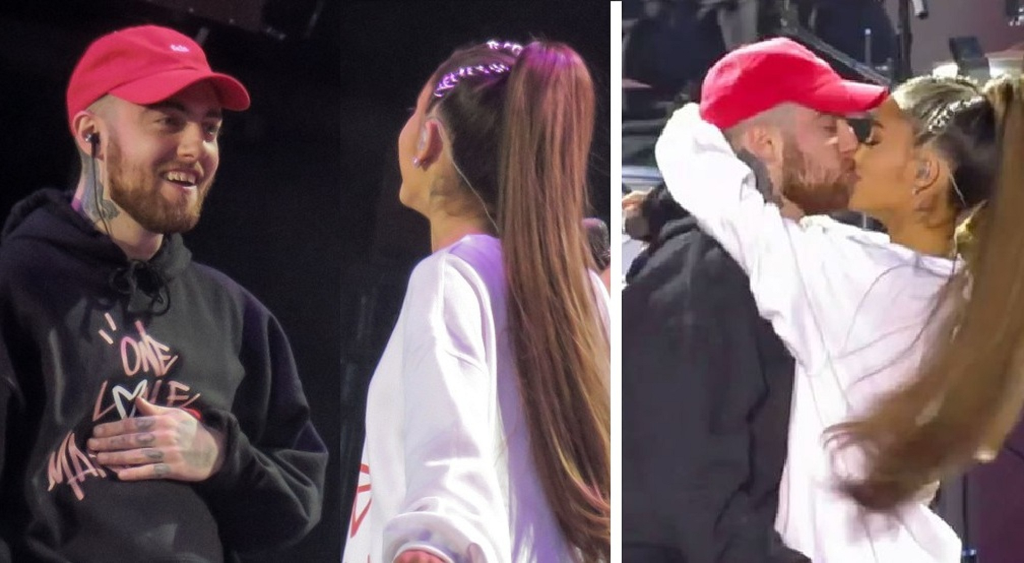 Watch: Mac Miller's Last Performance with Ariana Grande at 'One Love Manchester' concert!
