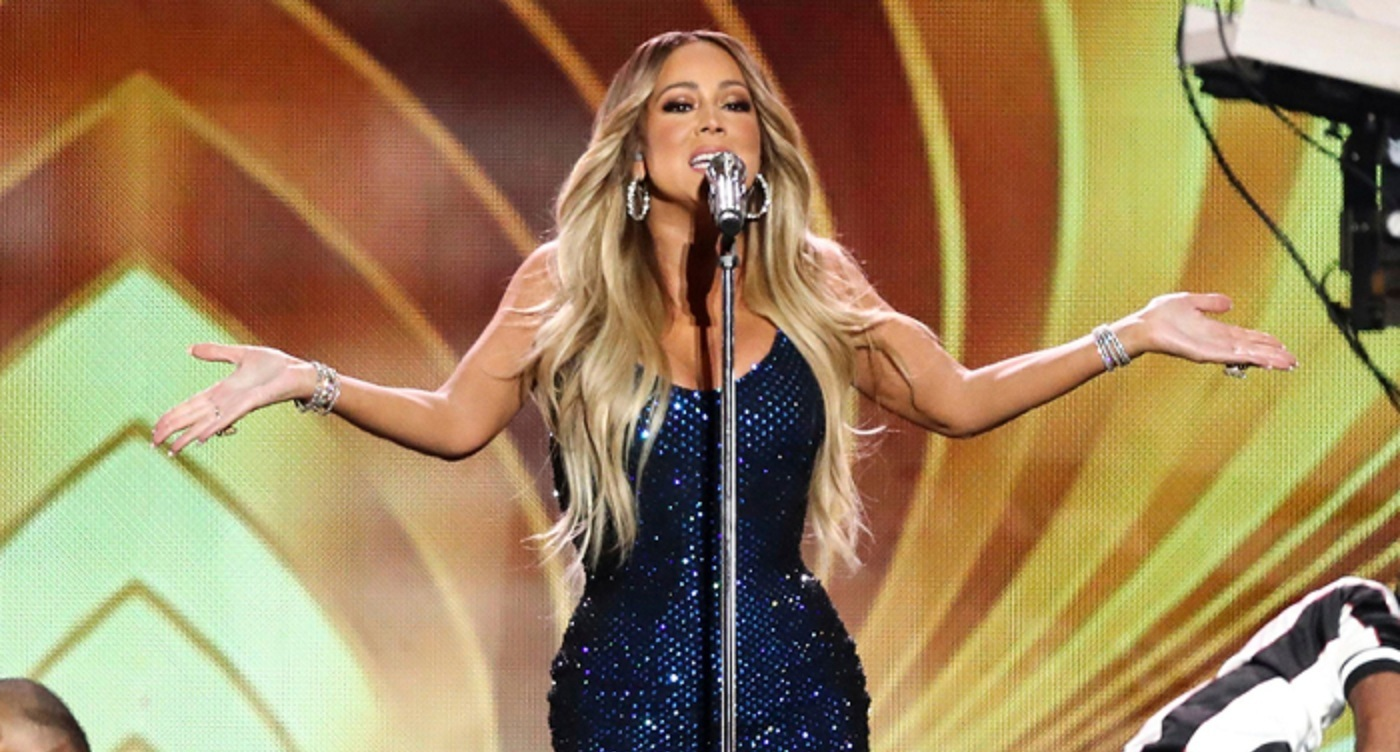Mariah Carey Performs 28-minutes Medley of Her Biggest Hits + 'GTFO' at iHeartRadio Fest!