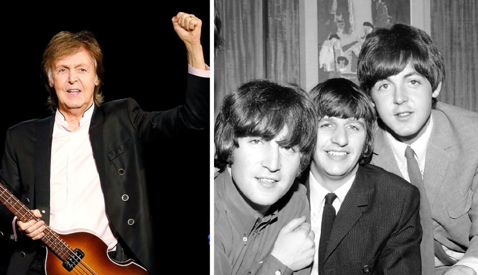 Paul McCartney Remembers When He and John Lennon Used to…ahem, Masturbate together!