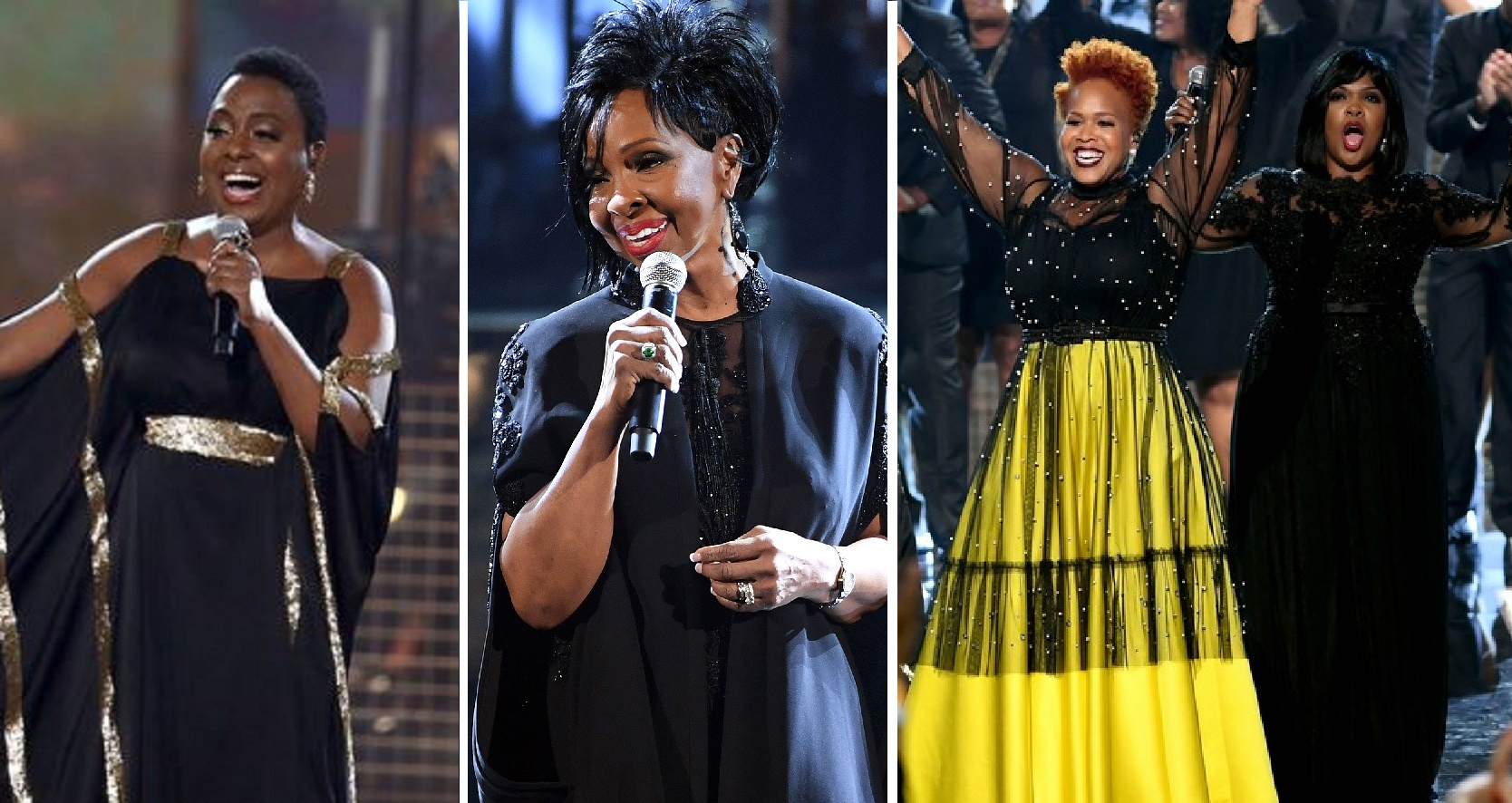 Aretha Franklin Receives Stellar Tribute At AMAs, Feat. Gladys Knight, Ledisi, CeCe Winans and More!