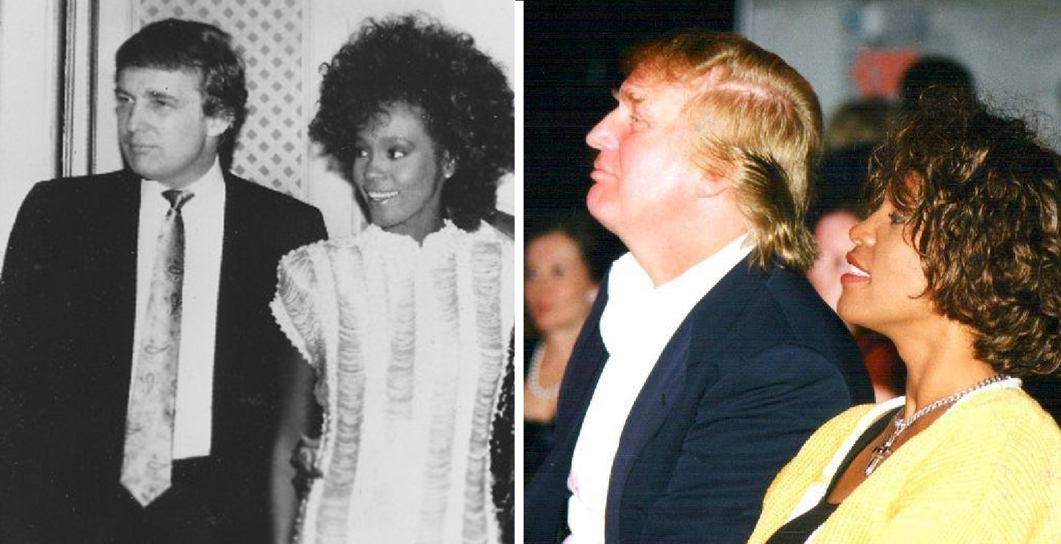 "Donald Trump Tried to ""Save His Friend Whitney Houston"", Says Beach Boys Singer Mike Love"