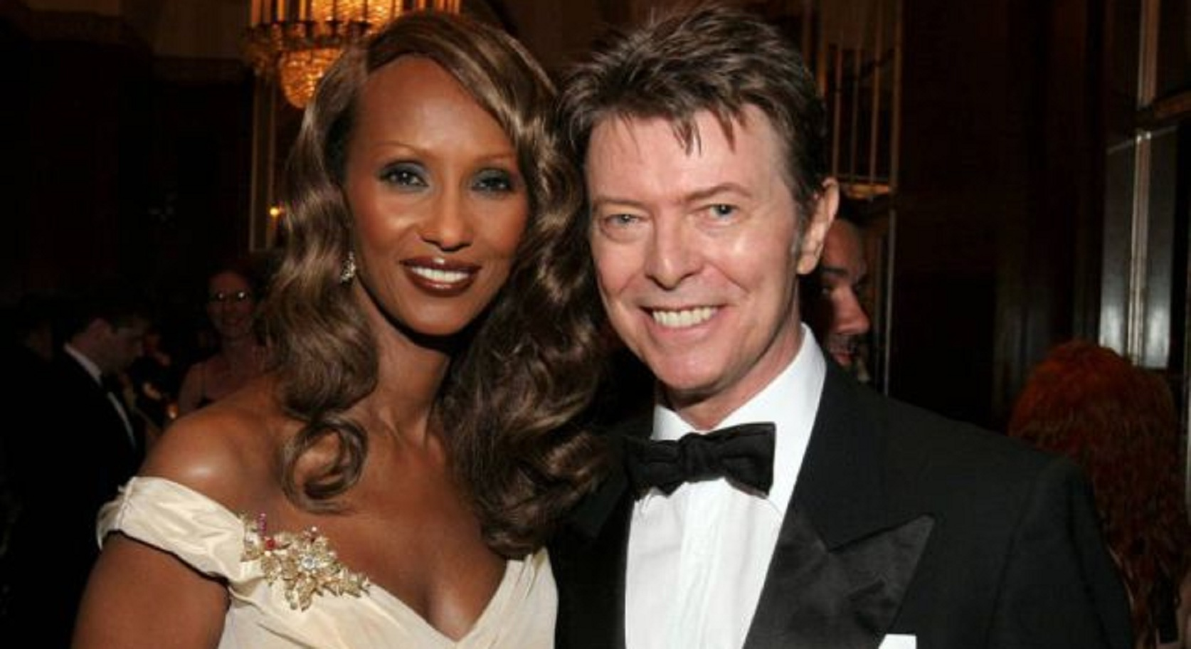 Iman Says She Will Never Remarry, Even Though She's 'Lonely' After Husband David Bowie's Death