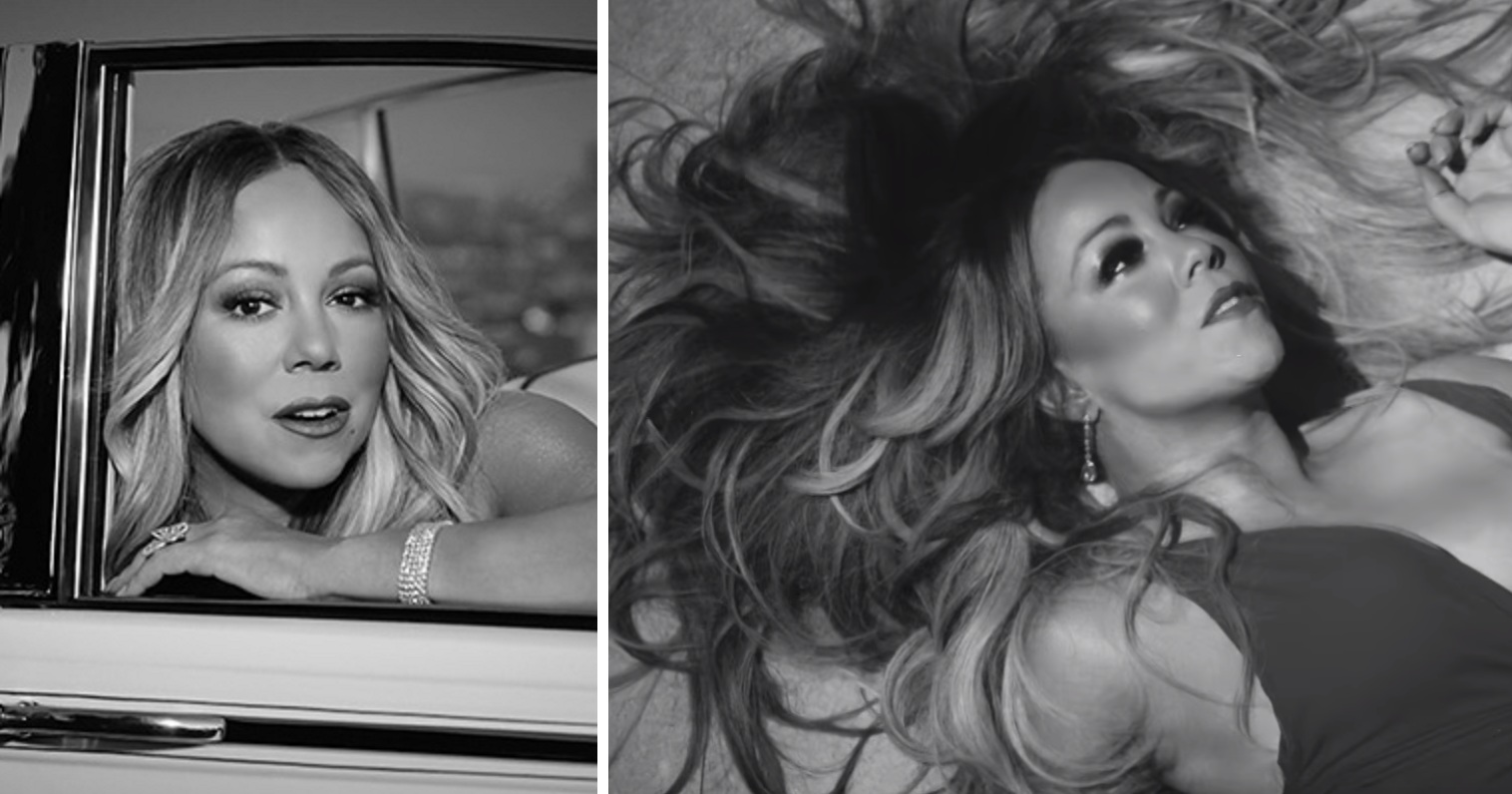 Watch: Mariah Carey Unveils Music Video for New Song: 'With You'