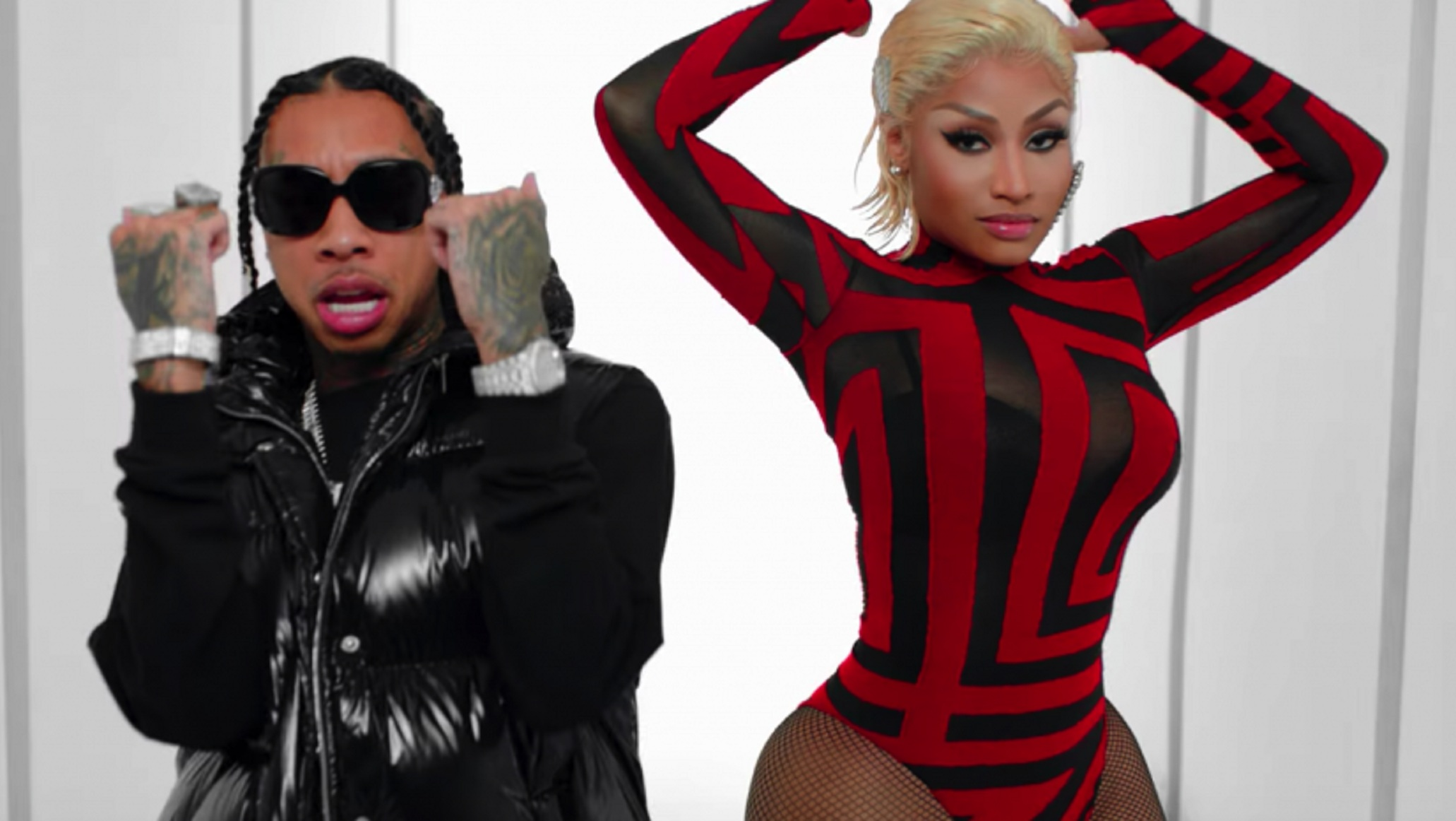 New Video: 'Dip (Remix)' by Tyga Feat. Nicki Minaj