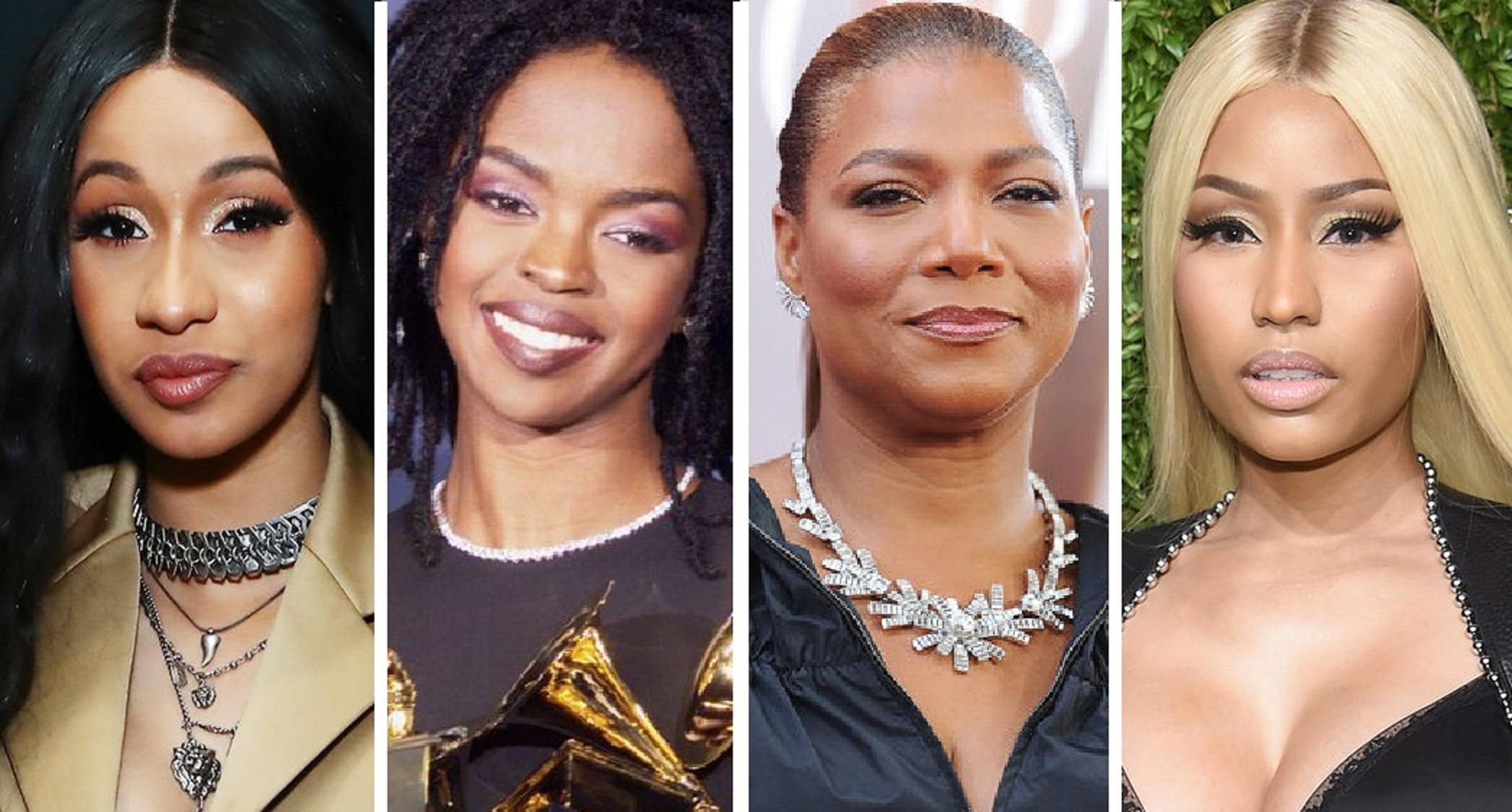 Poll: Vote For the Best Female Rapper Of All Time