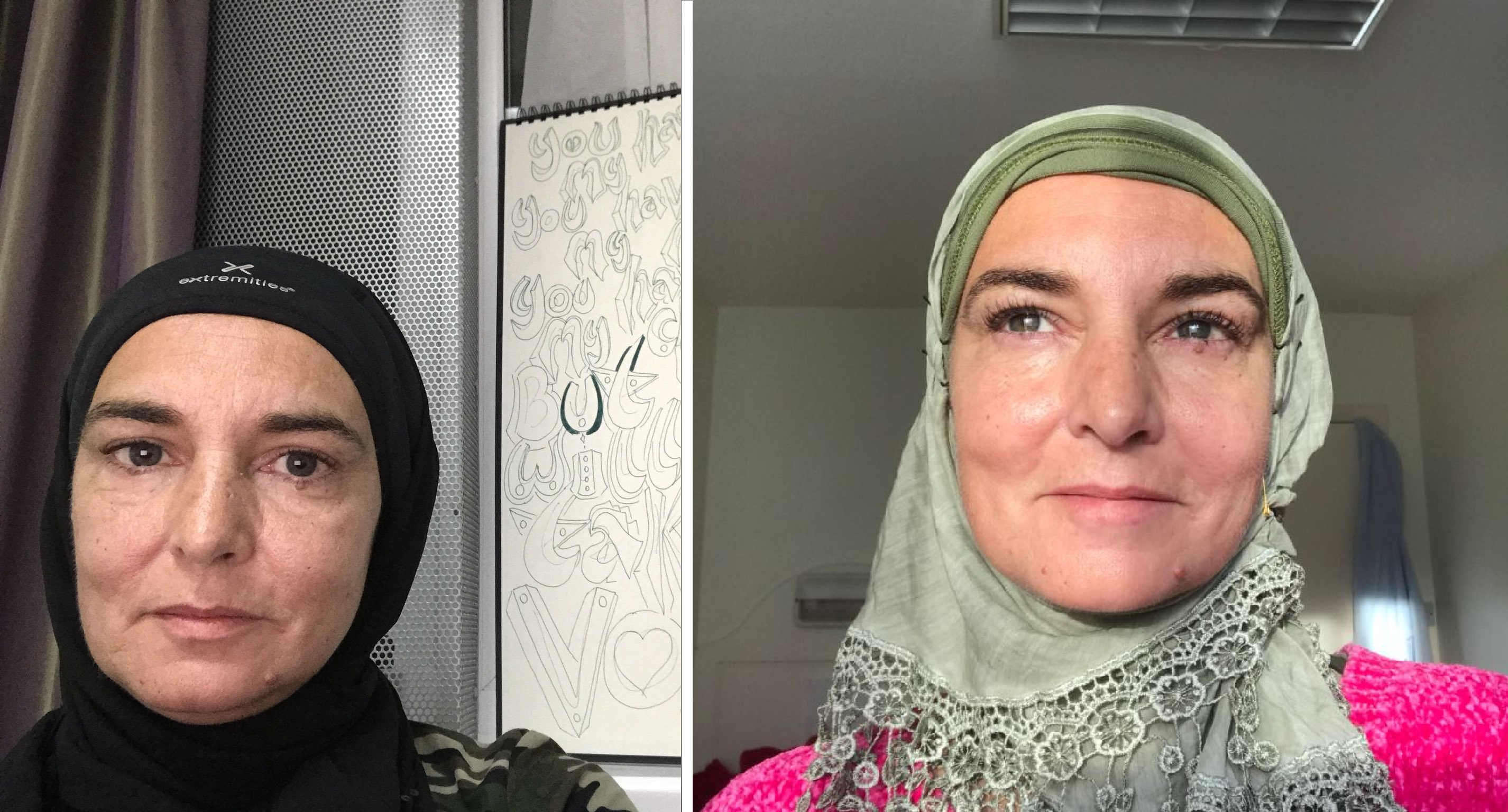 Sinead O'Connor Converts to Islam. Gives Herself This New Name…