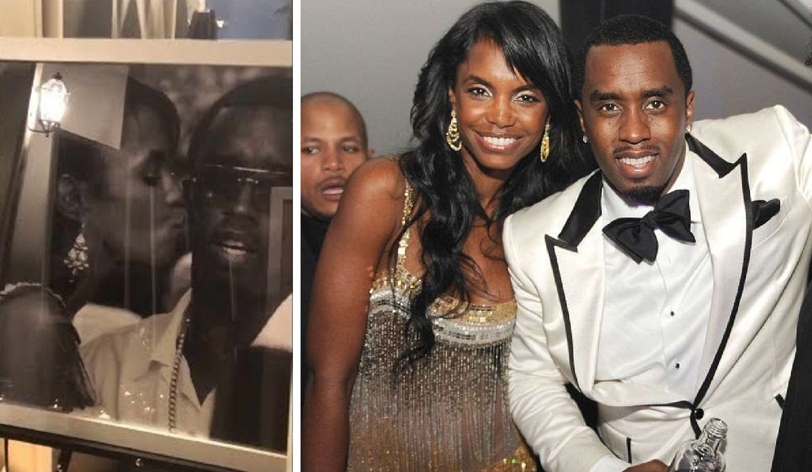 Diddy Held a Private Memorial For Kim Porter, Now Plans An Elaborate Homegoing Service!