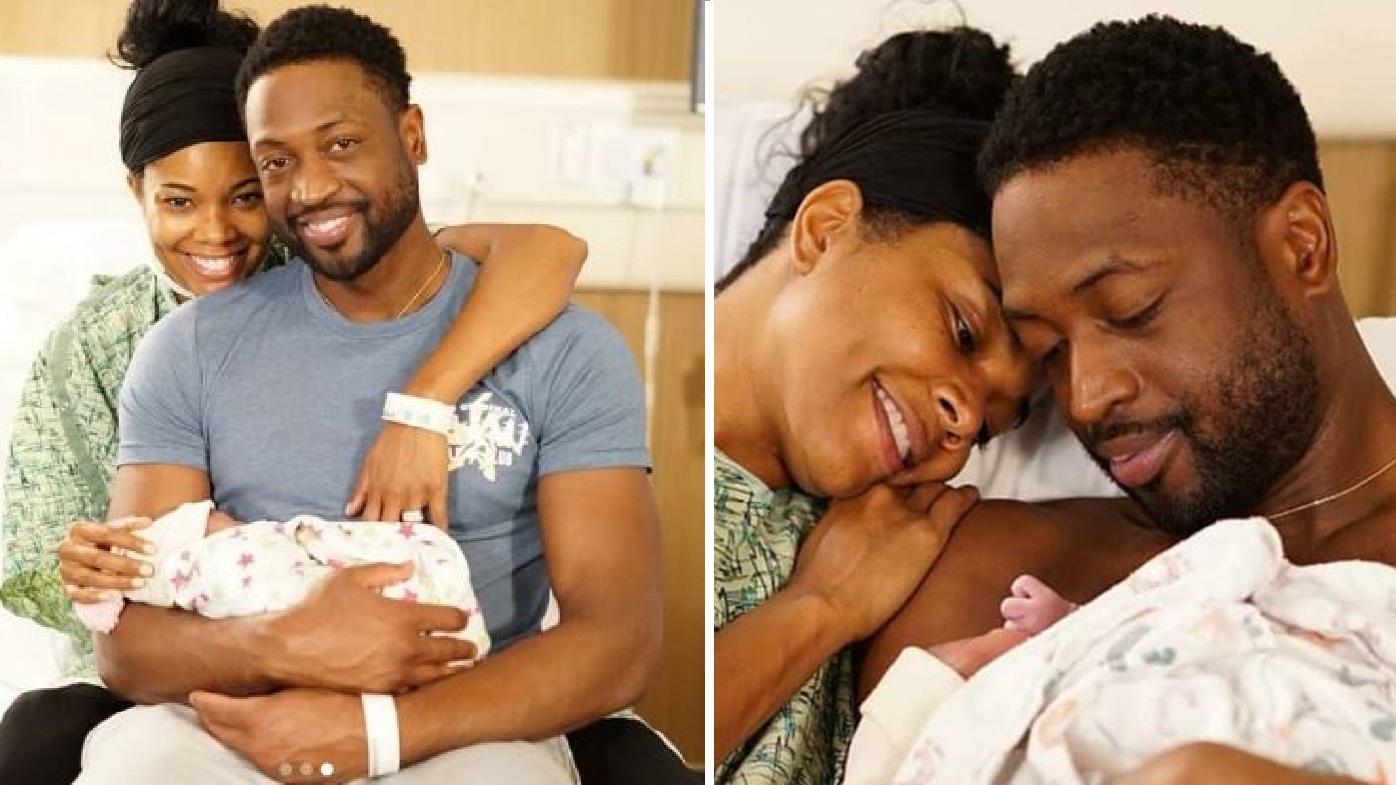 Gabrielle Union And Dwayne Wade Become Parents Via Surrogacy!