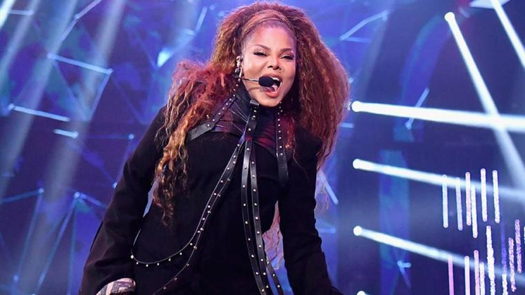 Watch: Janet Jackson Performs Killer Medley At MTV EMAs!