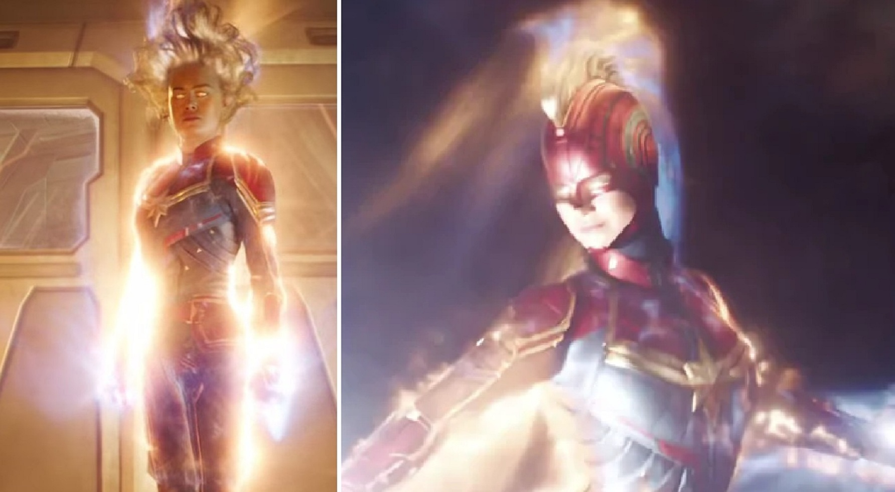 This New Teaser From 'Captain Marvel' Will Intrigue You to Witness the Rise Of A New Hero!