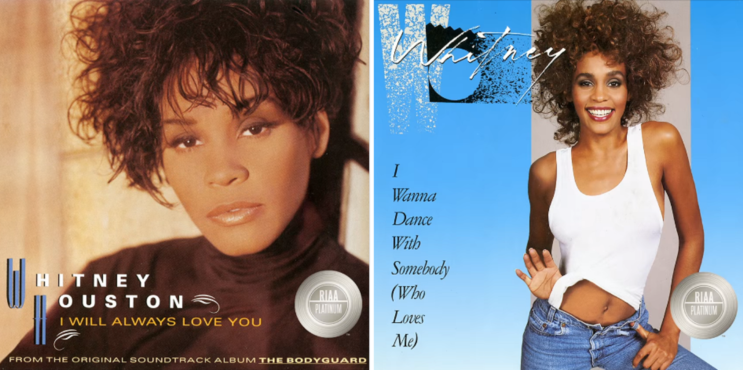Whitney Houston Receives Multiple New Platinum/Gold Certifications On 11 Of Her Classics