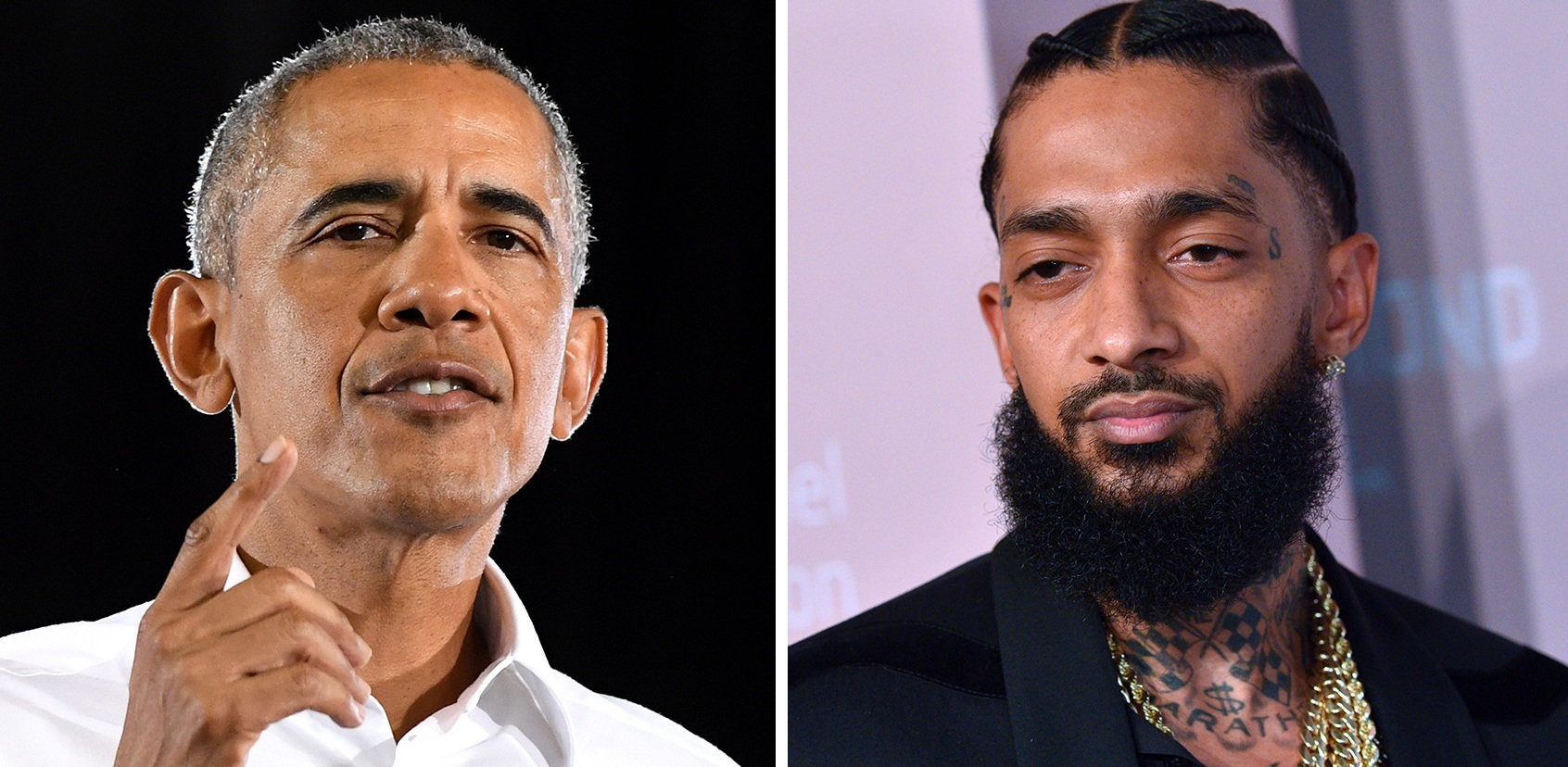 Read Barack Obama's Heartfelt Letter To Nipsey Hussle's Family For His Memorial