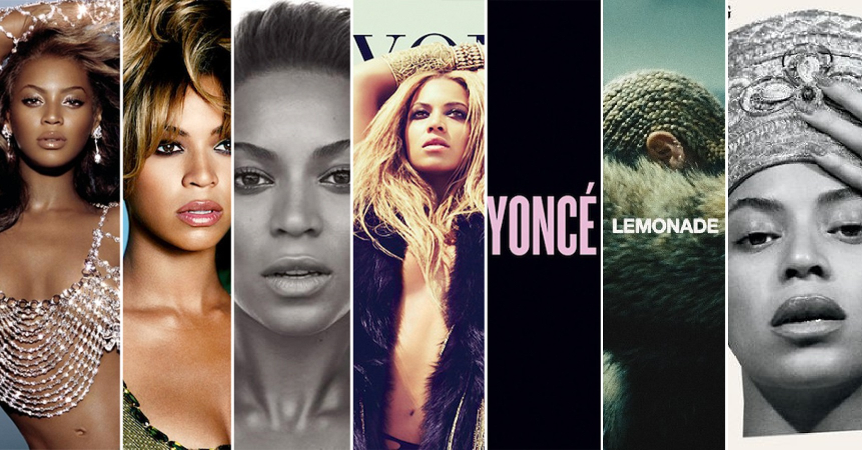 Poll: Vote For Beyonce's BEST Album Till Date!