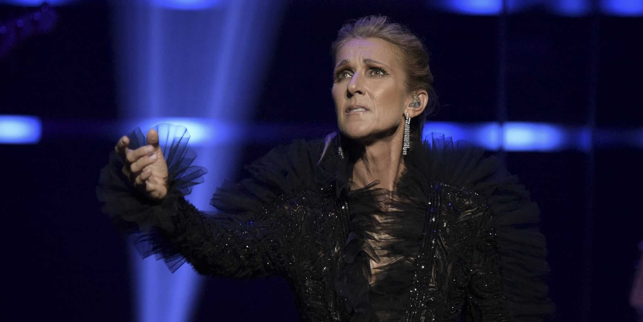 Watch: Celine Dion Delivers Stellar 'My Heart Will Go On' Performance At 'Courage Tour' Announcement Event