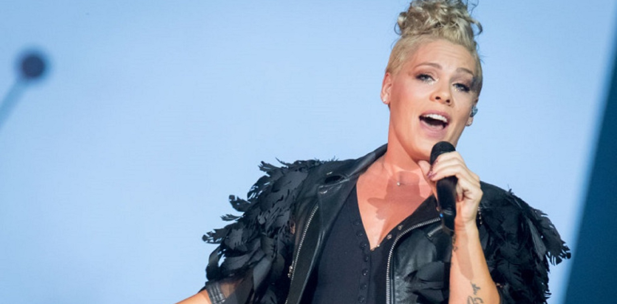 Listen To Pink's New Song – 'Can We Pretend' From Her Upcoming 8th Studio Album!