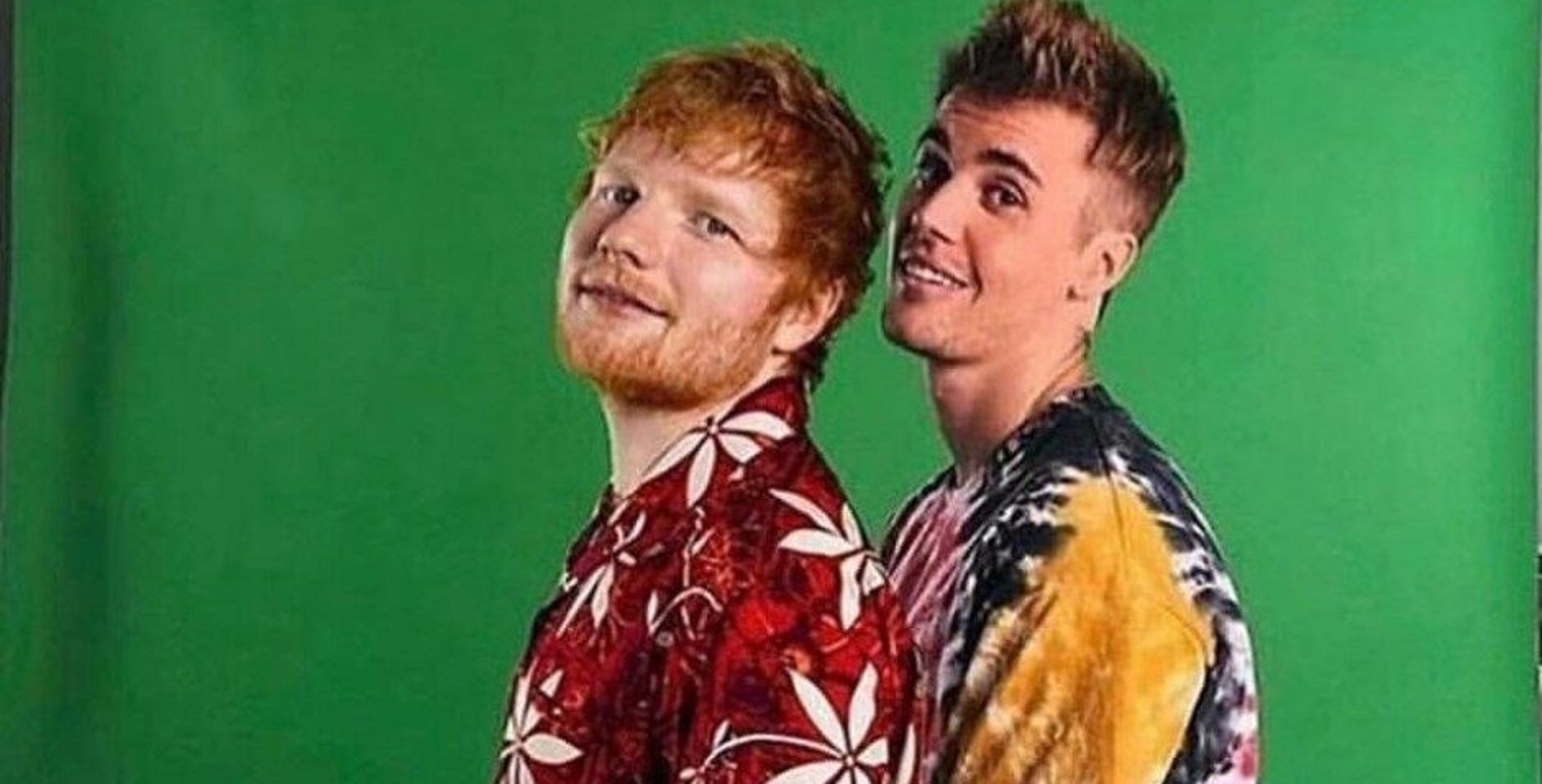 Justin Bieber And Ed Sheeran S New Single I Don T Care Breaks