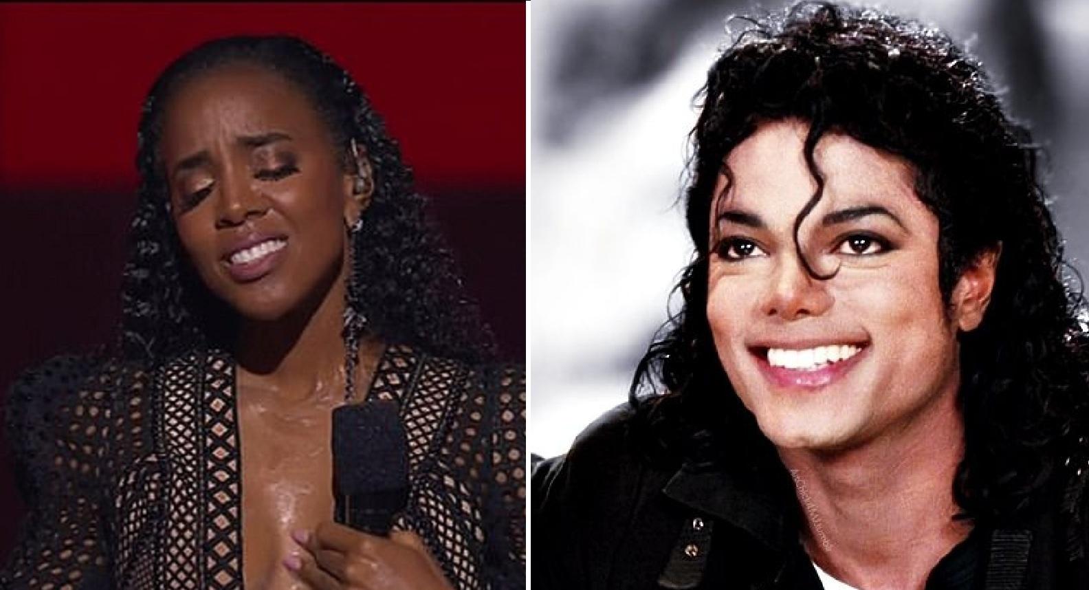 Watch: Kelly Rowland Stuns The Voice Australia With Michael Jackson