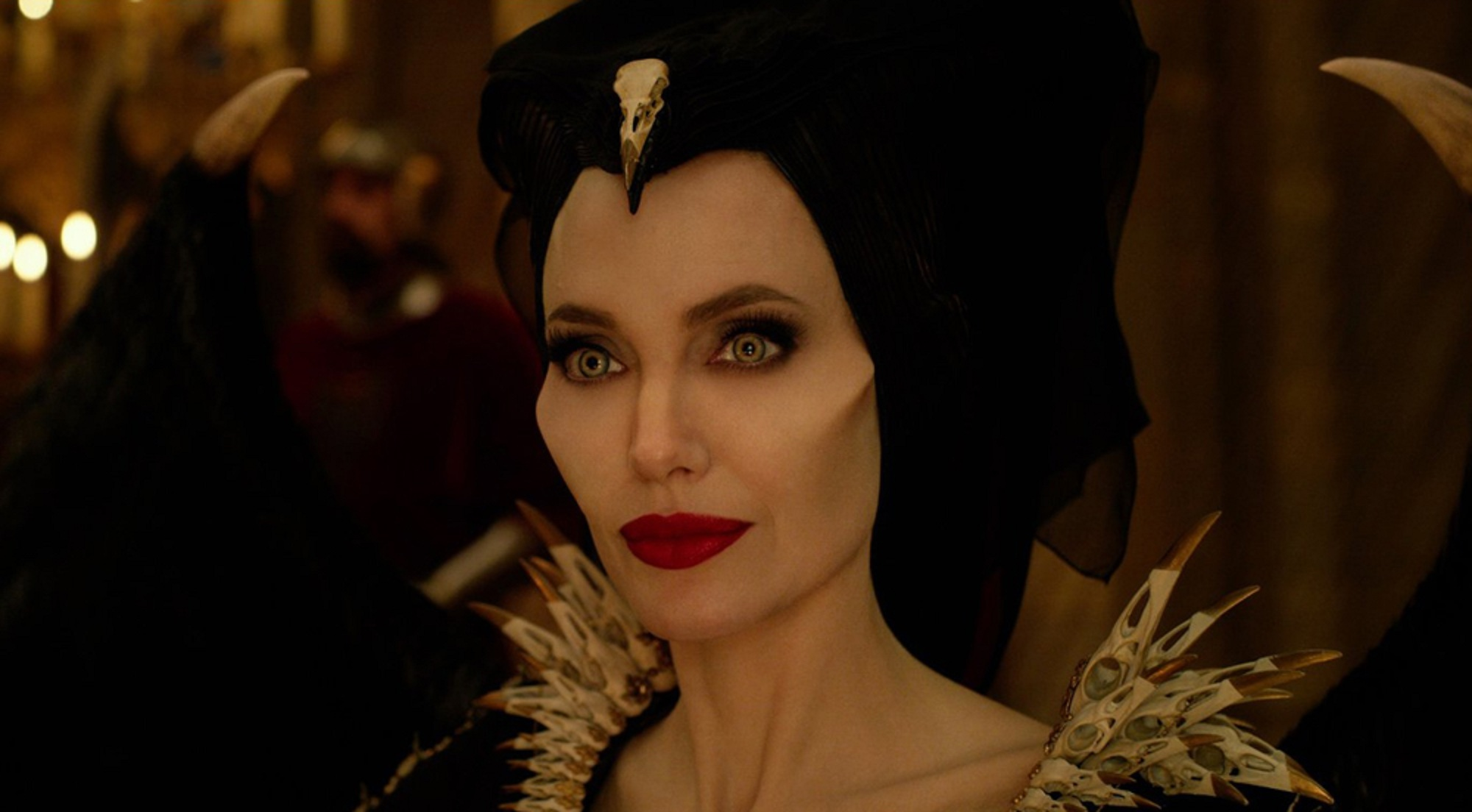 Watch First Trailer For Maleficent 2 Starring Angelina
