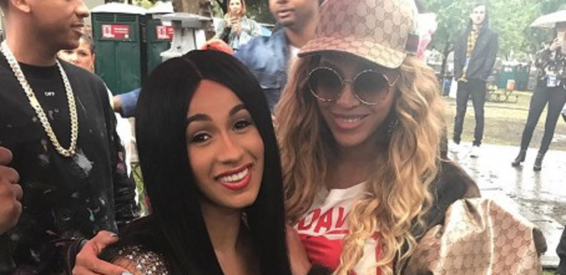 Beyonce Gifts Cardi B Stuff From Her Adidas X Ivy Park