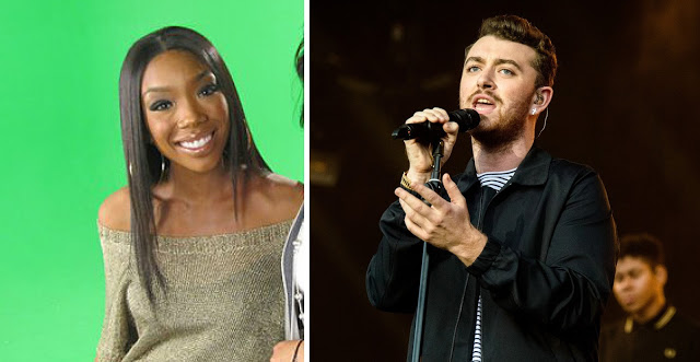 Brandy Has Collaborated With Sam Smith On A New Song