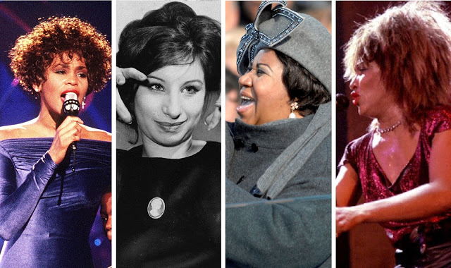 The Top 10 Greatest Female Singers of All Time – Soundpasta