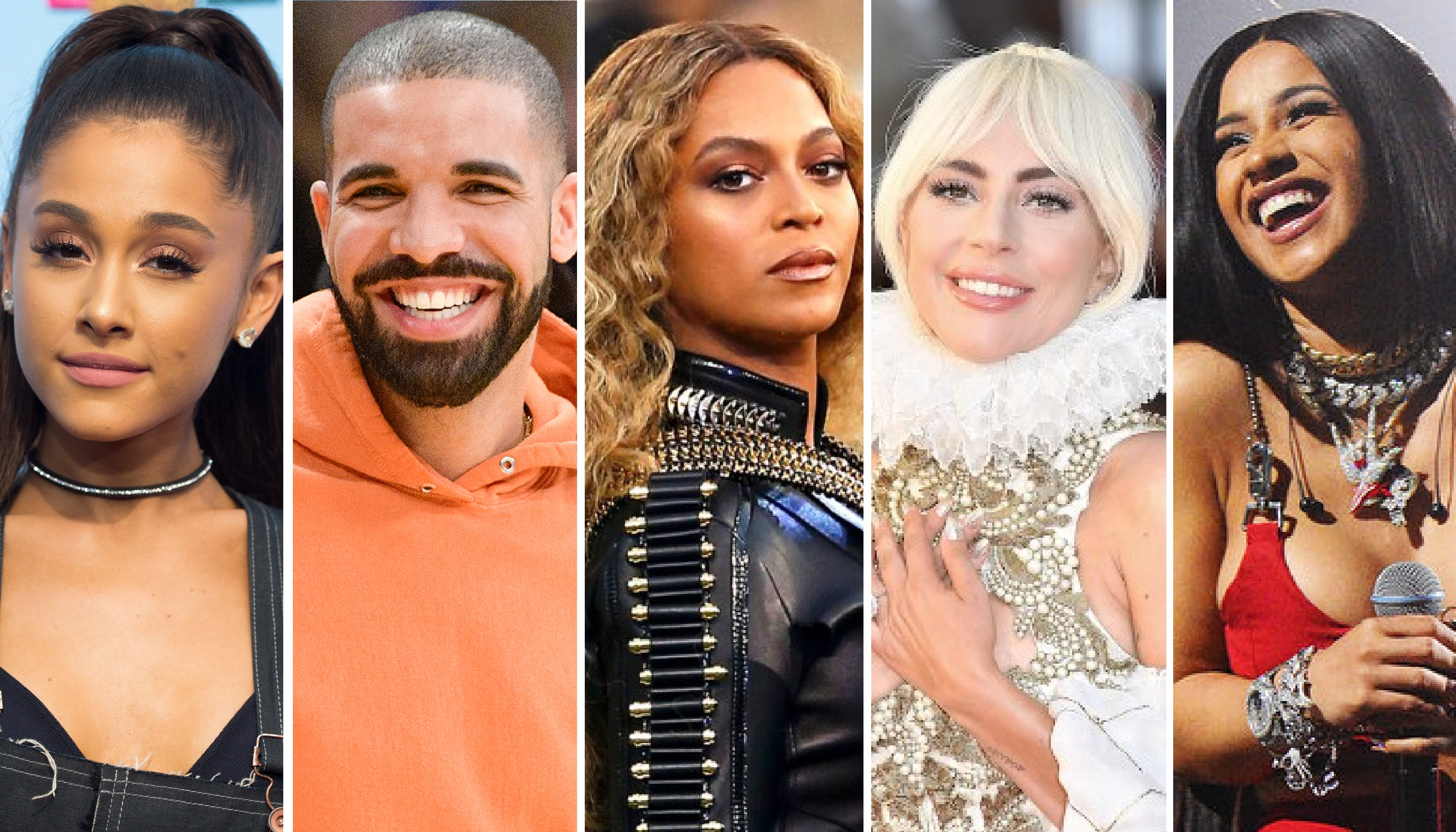 Poll: Who Should Be Named 'Artist Of The Year' for 2018? Vote Here!