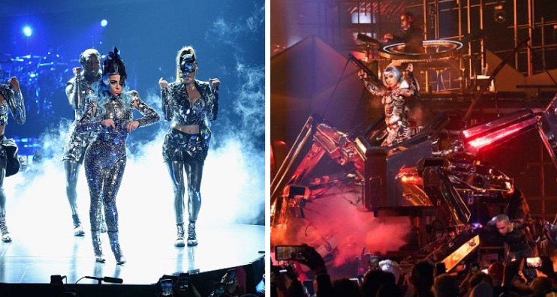 Watch: Lady Gaga Stuns In Her Debut Las Vegas Residency