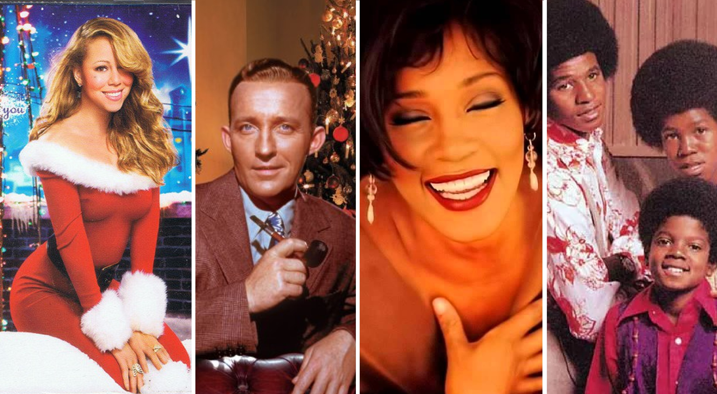 POLL: Which Is The Best Christmas Song Of All Time? Vote Here!