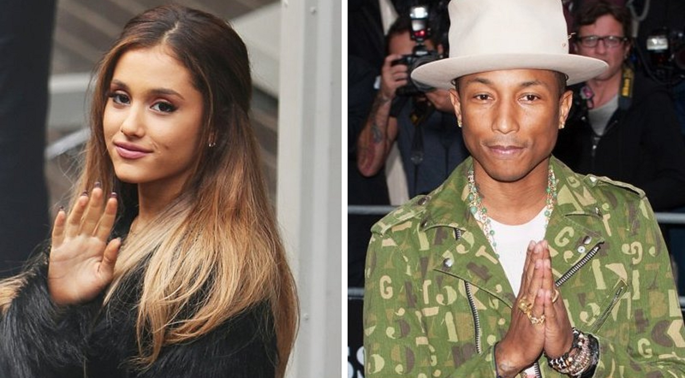 Here's Why Ariana Grande Fans Are Urging Her Not To Work With Pharrell Williams