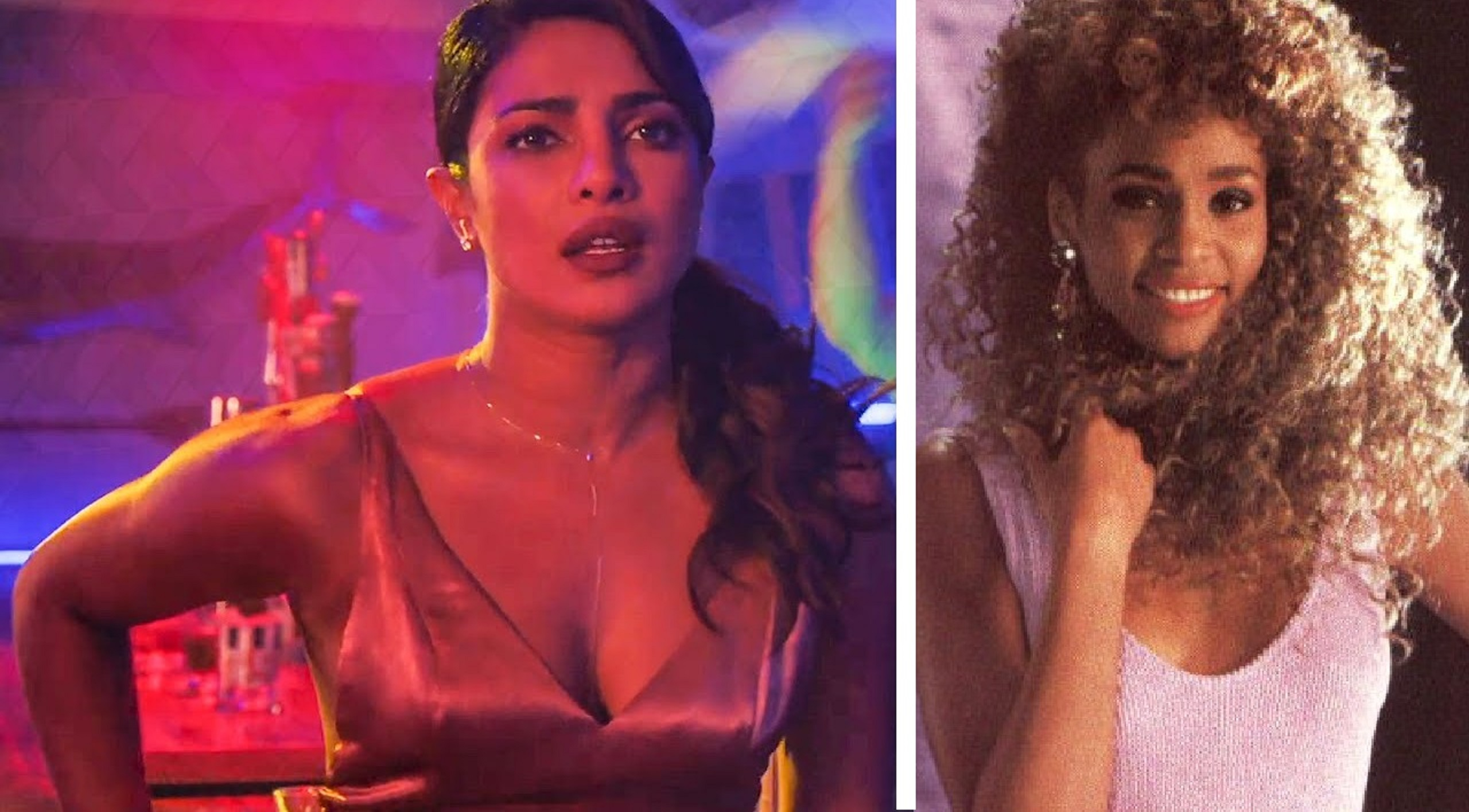 Watch: Priyanka Chopra and Rebel Wilson Dance-Off to Whitney Houston in Eccentric Karaoke Scene from 'Isn't It Romantic'