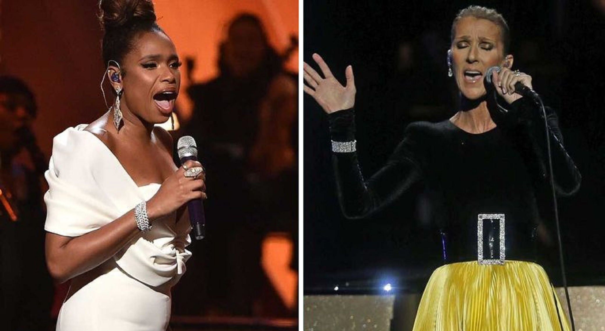 Jennifer Hudson, Celine Dion, Patti LaBelle & More Come Together To Tribute Aretha Franklin