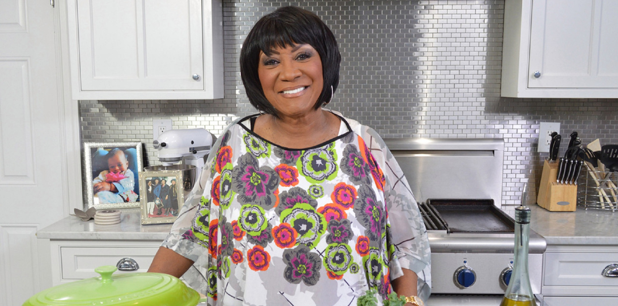 Patti LaBelle Now Set To Release Her Own Line Of Frozen Chinese Food