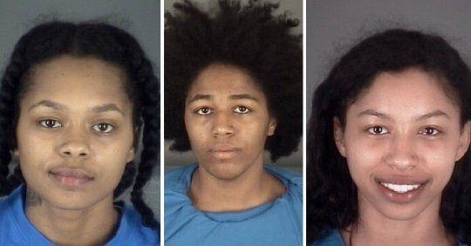 Women Arrested For Driving Naked, Say They Were 'Air-Drying' Themselves
