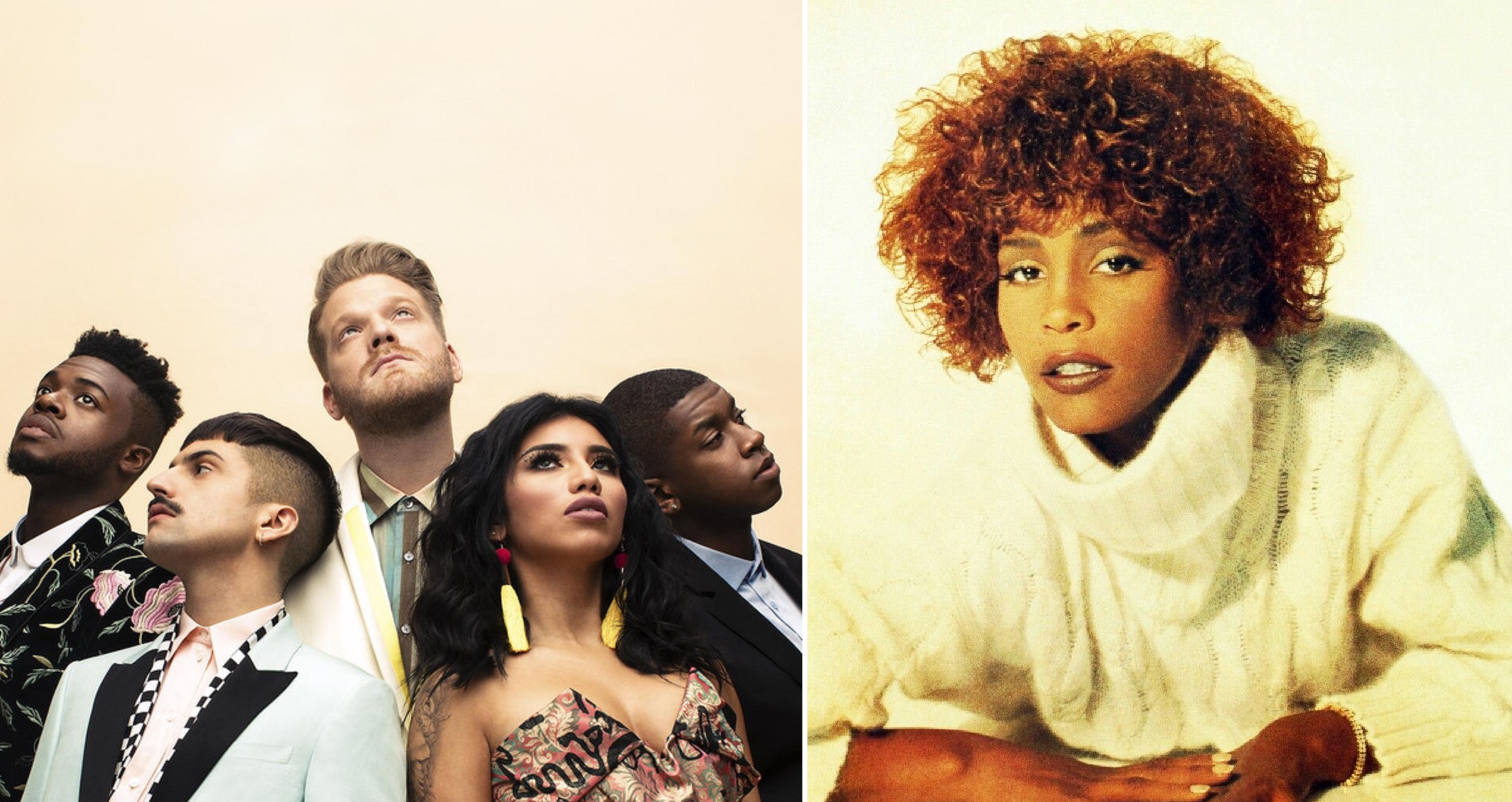 Pentatonix Set To Release Christmas Song Feat. Whitney Houston From Upcoming Holiday Album ...